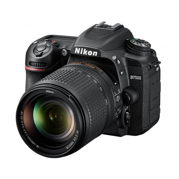 Nikon D7500 Digital SLR Camera With 18-140mm VR Lens