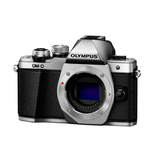 Olympus E-M10 Mark II Body in Silver