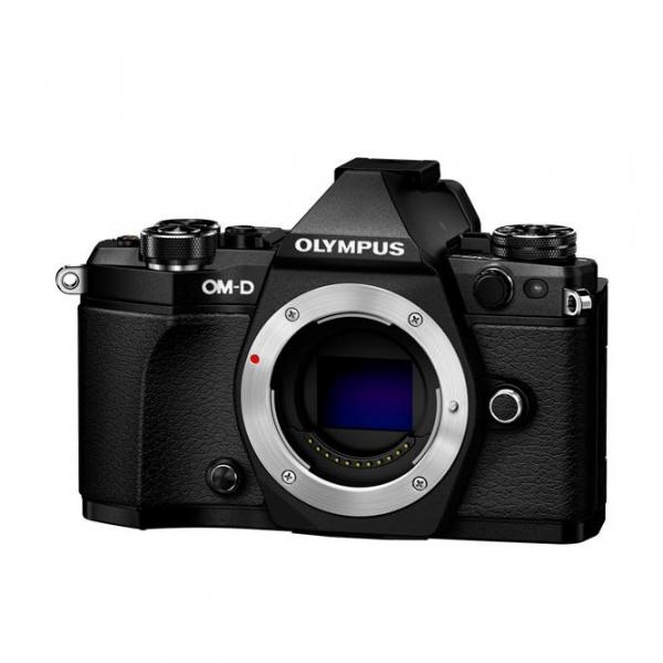 Olympus OMD E-M5 Mark II Body in Black