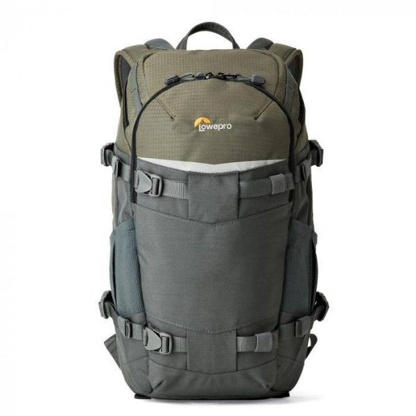 Lowepro Flipside Trek BP 250 AW in Green