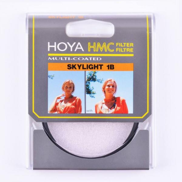 Hoya 58mm HMC Skylight 1B Filter