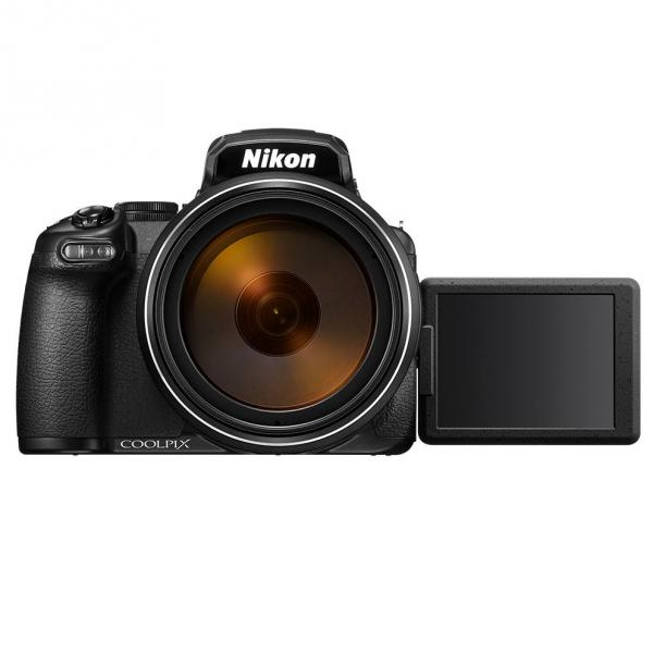 Nikon Coolpix P1000 Digital Camera in Black